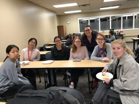 Mentoring Info Session Fall 2018