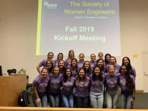Fall 2019 Kickoff Meeting