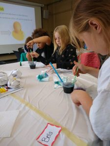 Girl Scouts Antibiotic Amazement Activity